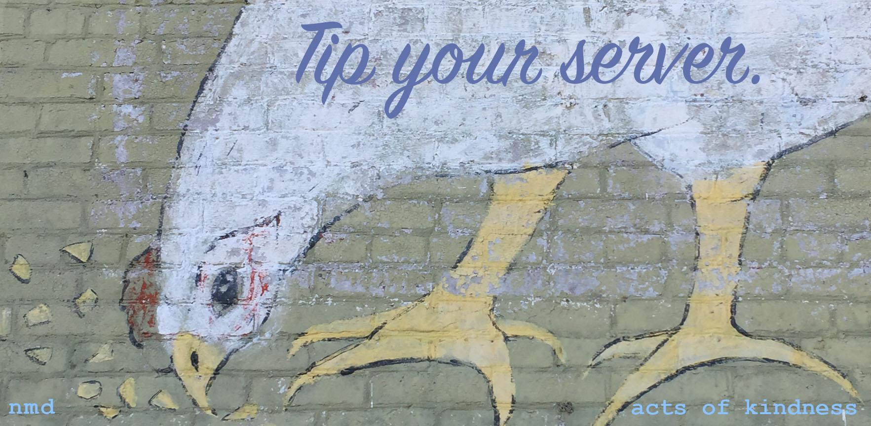 tip your serverb